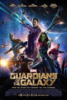 Guardianes de la galaxia<br><span class='font12 dBlock'><i>(Guardians of the Galaxy,Guardianes de la galaxia)</i></span>
